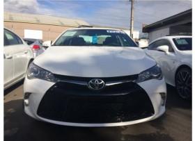 Toyota camry 2016 como nuevo
