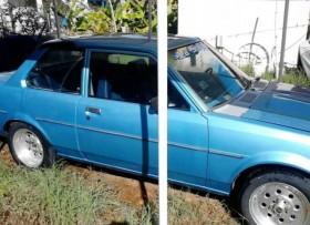 Toyota corolla 18 1980 5000