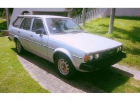 Toyota corolla 1980 92k millas