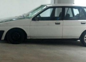 Toyota corolla 1989 87