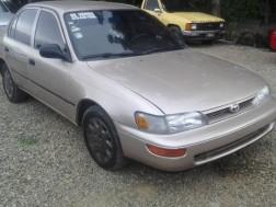 Toyota corolla 1993 americano