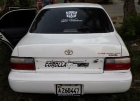 Toyota corolla 97 DX full americano nunca chocado