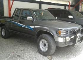 Toyota hilux 1992 cabina 14