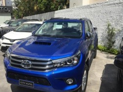 Toyota hilux Srv limited 2017