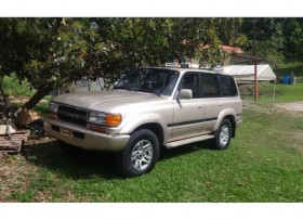 Toyota land cruiser 92