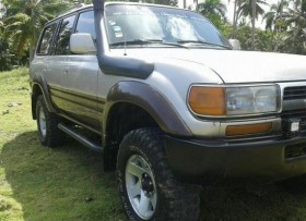 Toyota leand cruser