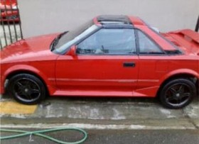 Toyota mr2 88