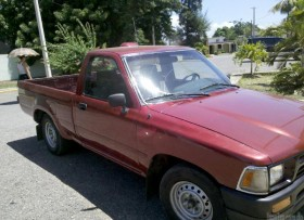 Toyota pickup 1994