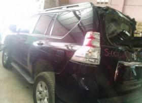 Toyota prado 2000 2011