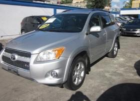 Toyota rav-4 limited 4wd 2010 version usa importada