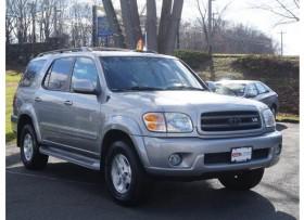 Toyota sequoa 2005 8000 sv sk