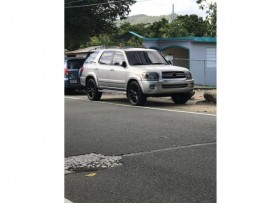 Toyota sequoia 2006 limited