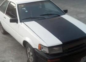 Toyota trueno 1985