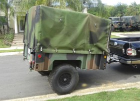 Trailer multiusos M1102