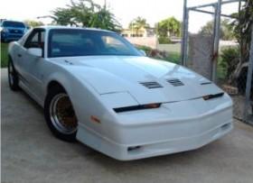 Trans am 1989 GTA Como Nuevo