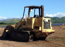Transcavator Cat 953