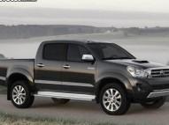 Traspaso Camioneta Toyota hilux 2012