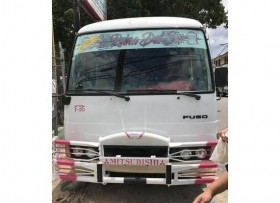 Traspaso Mitsubishi rosa fuso 525 negociable