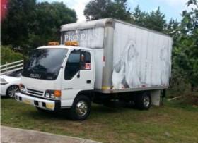Truck Isuzu 1997 buenas condiciones