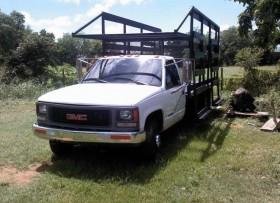 Truck de carga del 1998 Buenas condiciones
