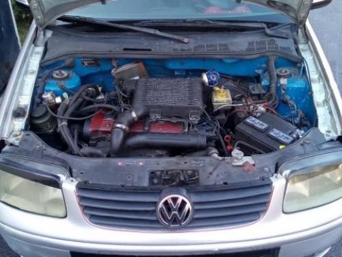 UN REGALO!! Volkswagen Polo GTI Turbo 03 autom 4 ptas aire