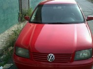 VW Jetta Rojo 2003 Pasion