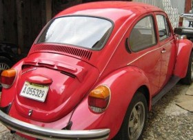 VW Super Beetle Cepillo
