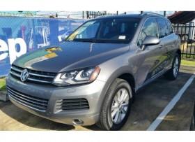 VW TOUAREG 2014 EN LIQUIDACION