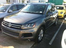 VW TOUAREG 20140 PAGOS HASTA ENERO