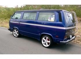 VW Vanagaon 1986