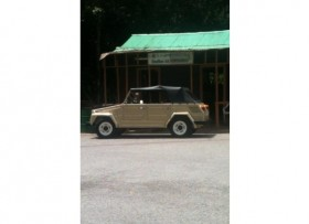 VW the thing 1973 reconstruido 25000