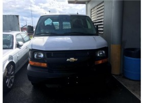 Van Chevrolet Express