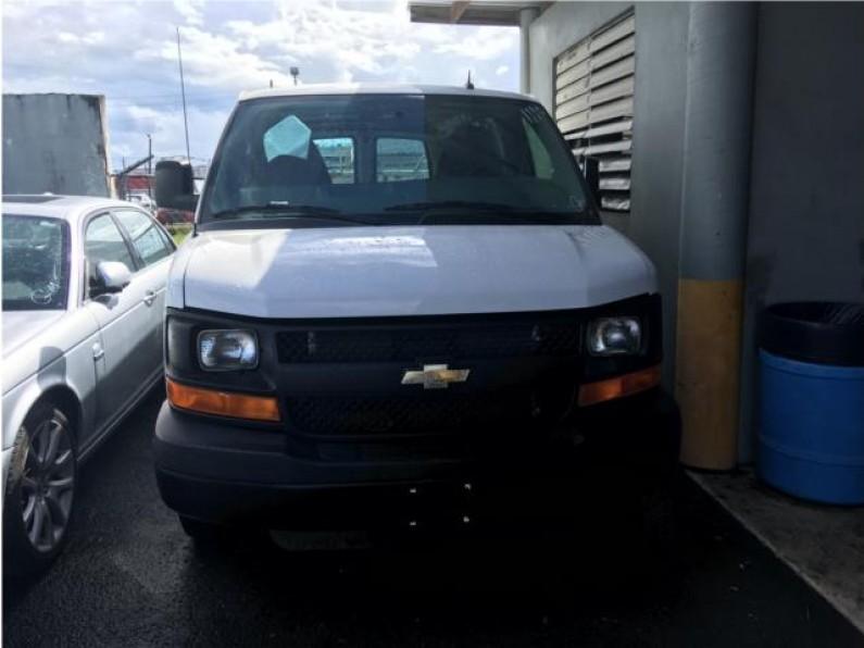 Van Chevrolet Express