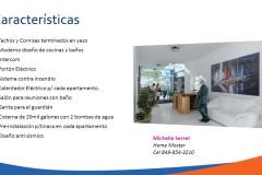 Variedad de apartamentos desde 1 hasta 3 habitaciones con terminación de primera en El Millón