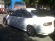 Vehiculo Honda civic cupe 97