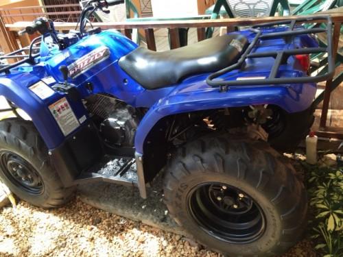 Vendo Four Wheel Yamaha Nuevo, oportunidad