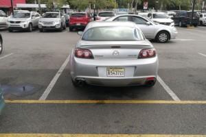 Vendo Mazda RX8 2009 porque no me cabe la familia