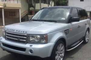 Vendo Range Rover HSE Sport Supercharged En Excelente C