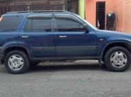 Vendo Yipeta Honda CRV 2001
