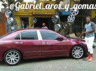 Vendo honda accord 2006