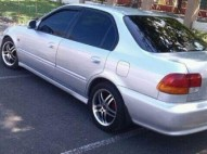 Vendo honda civic 2000 en perfecta condicion