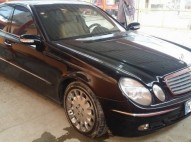Vendo mercedes Benz E 270 año 2003