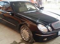 Vendo mercedes Benz E 270 año 2003