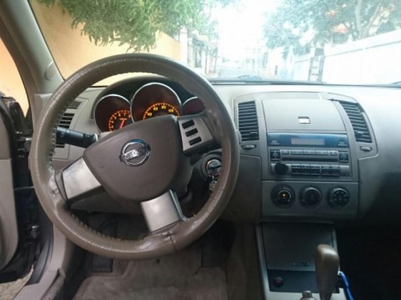 Vendo Nissan Altima