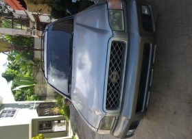 Vendo Nissan Pathfinder 2001