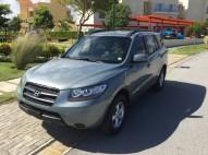Venta Hyundai Santa Fe 2008 por traslado de pais