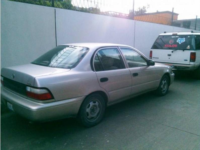 Venta Toyota Corolla