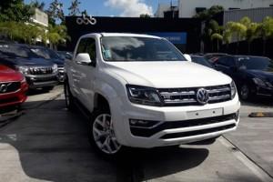 Volkswagen Amarok TDI 2019