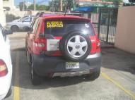 Volkswagen Cross Fox 2008
