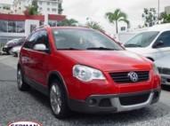 Volkswagen Crosspolo 2008